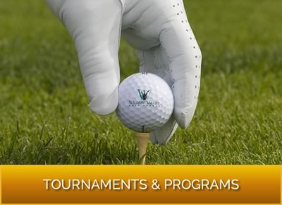 Tournaments and Programs